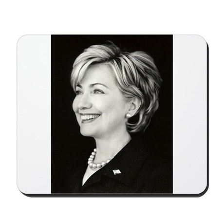 NewHillary Mousepad