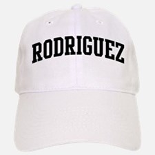 RODRIGUEZ (curve-black) Baseball Baseball Cap