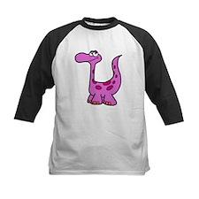 Purple Dinosaur Baseball Jersey