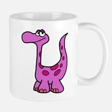 Purple Dinosaur Mugs
