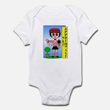 THE APPRENTICE Infant Bodysuit