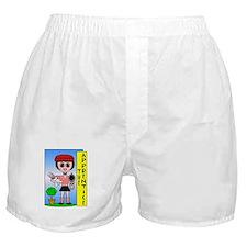 THE APPRENTICE Boxer Shorts