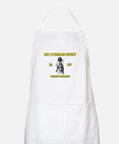 Dept. of Homeland Security BBQ Apron