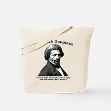 Douglass: Unite Tote Bag