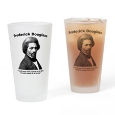 Douglass: Unite Drinking Glass