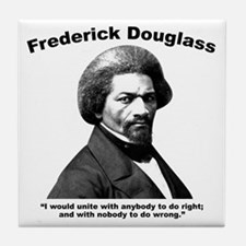 Douglass: Unite Tile Coaster