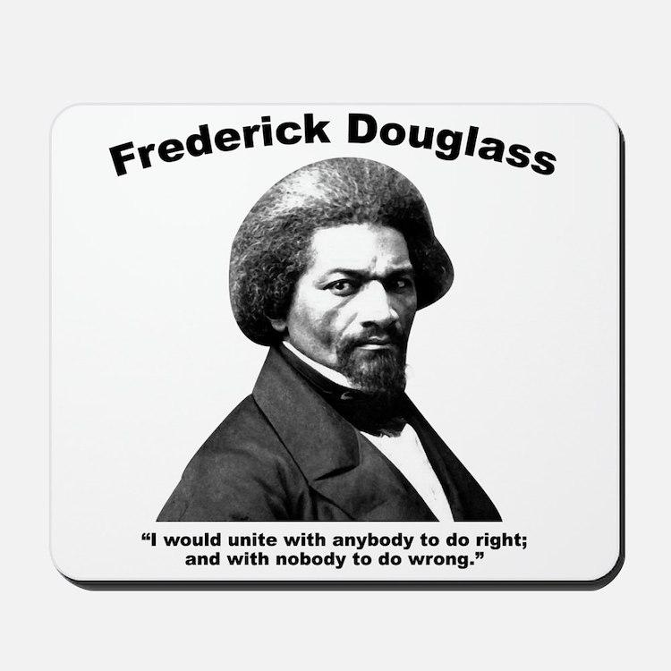 Douglass: Unite Mousepad