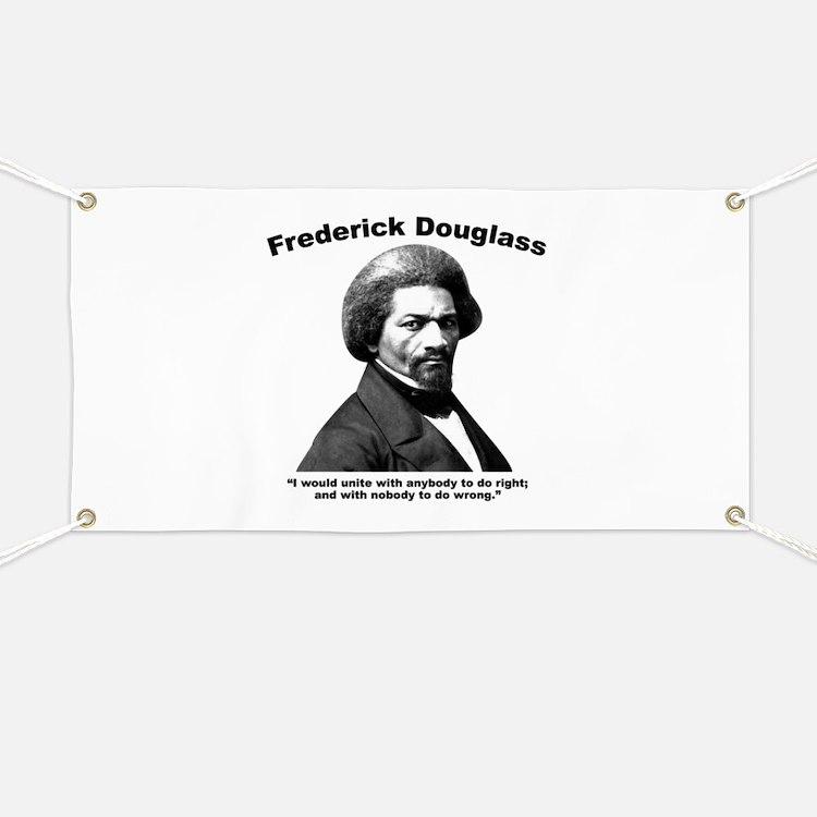 Douglass: Unite Banner