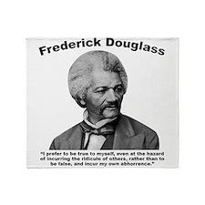 Douglass: True Throw Blanket