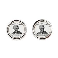 Douglass: True Round Cufflinks