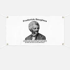 Douglass: True Banner