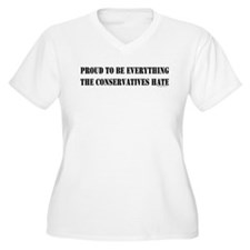 Everything Conservatives Hate T-Shirt