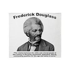 Douglass: Question Throw Blanket