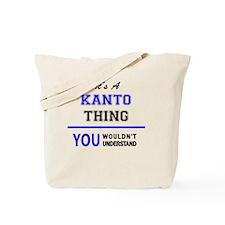 Cute Kanto Tote Bag