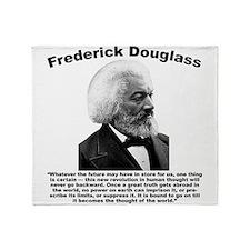 Douglass: Progress Throw Blanket