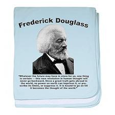 Douglass: Progress baby blanket