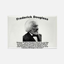 Douglass: Progress Rectangle Magnet