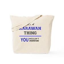 Cute Karawane Tote Bag