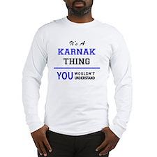 Cute Karnak Long Sleeve T-Shirt