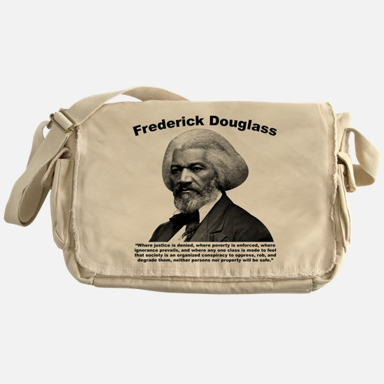 Douglass: Class Messenger Bag