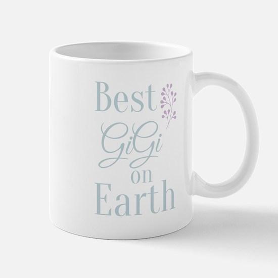 Best Gigi on Earth Mugs