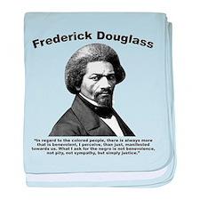 Douglass: Justice baby blanket