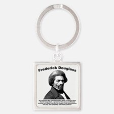 Douglass: Justice Square Keychain