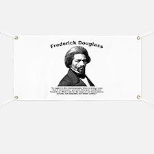 Douglass: Justice Banner
