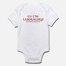 To The Laboratory Infant Bodysuit