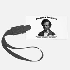 Douglass: Ground Luggage Tag