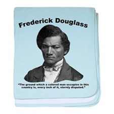 Douglass: Ground baby blanket