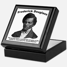 Douglass: Ground Keepsake Box