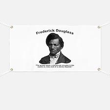 Douglass: Ground Banner