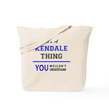 Cool Kendal Tote Bag