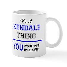 Funny Kendall Mug