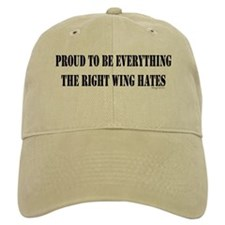 Everything Right Wing Hates Baseball Cap
