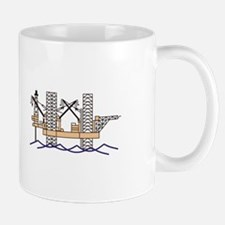 OFFSHORE OIL RIG Mugs