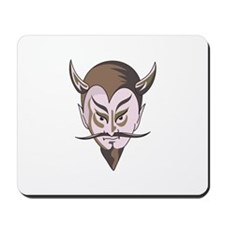 DEVIL FACE Mousepad
