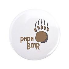 """BEAR PAW PAPA 3.5"""" Button"""