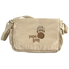 BEAR PAW PAPA Messenger Bag
