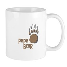 BEAR PAW PAPA Mugs