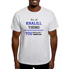 Unique Khalil T-Shirt