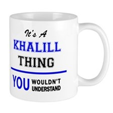 Unique Khalil Mug