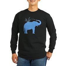 Jolly Blue Elephant T