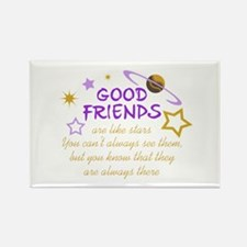 GOOD FRIENDS Magnets