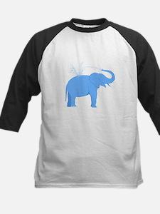 Jolly Blue Elephant Baseball Jersey