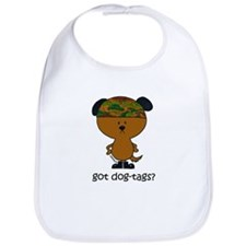 got dog-tags? Bib