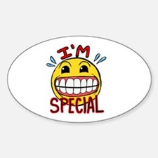 I'm Special!! Decal