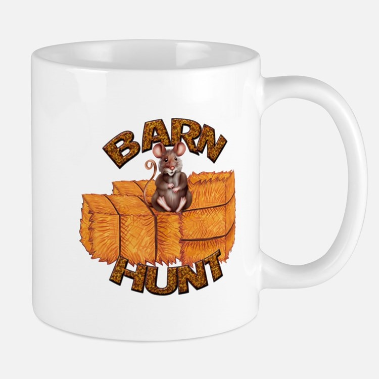 Barn Hunt Mugs