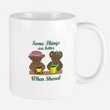 BETTER WHEN SHARED Mugs